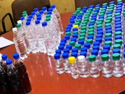 Башкирскими полицейскими выявлены нарушения при реализации спиртосодержащей продукции